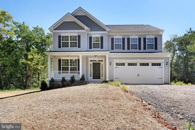 Lot 122 Chesterfield, FALLING WATERS, WV 25419 (#WVBE2002684) :: Colgan Real Estate