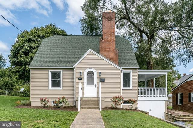 260 W Wolfe Street, HARRISONBURG, VA 22802 (#VAHC2000020) :: Key Home Team