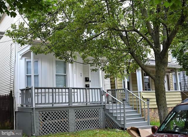 226 Baldwin Street, NEW BRUNSWICK, NJ 08901 (MLS #NJMX2000770) :: The Sikora Group