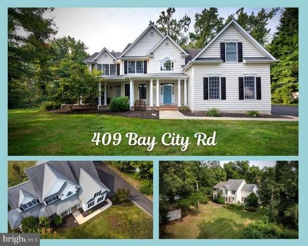 409 Bay City Road, STEVENSVILLE, MD 21666 (#MDQA2001050) :: McClain-Williamson Realty, LLC.