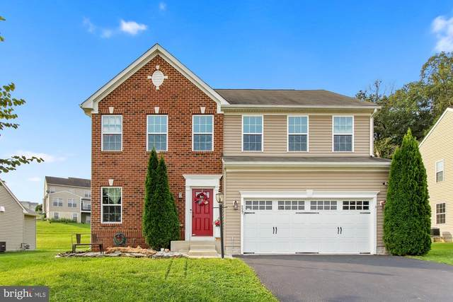 827 Countryside Road, SEVEN VALLEYS, PA 17360 (#PAYK2006276) :: TeamPete Realty Services, Inc