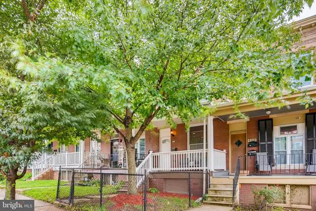 4326 Falls Road, BALTIMORE, MD 21211 (#MDBA2012544) :: The Maryland Group of Long & Foster Real Estate