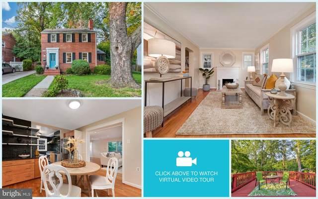 5913 10TH Road N, ARLINGTON, VA 22205 (#VAAR2005202) :: Crossman & Co. Real Estate