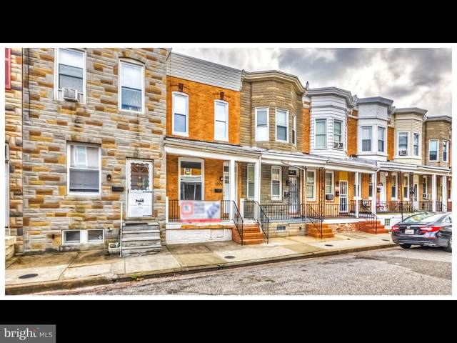 1205 Cleveland Street, BALTIMORE, MD 21230 (#MDBA2012556) :: SURE Sales Group