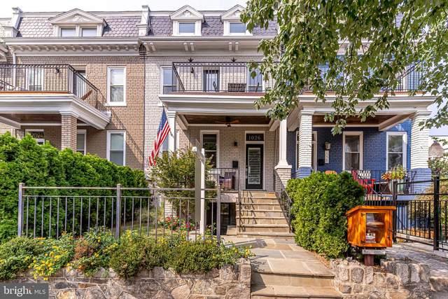 1026 7TH Street NE, WASHINGTON, DC 20002 (#DCDC2013482) :: Ultimate Selling Team