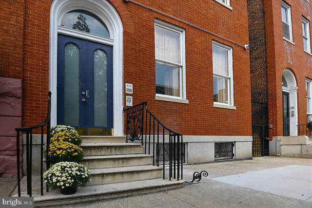 216 W Monument Street 2-F, BALTIMORE, MD 21201 (#MDBA2012558) :: Bic DeCaro & Associates