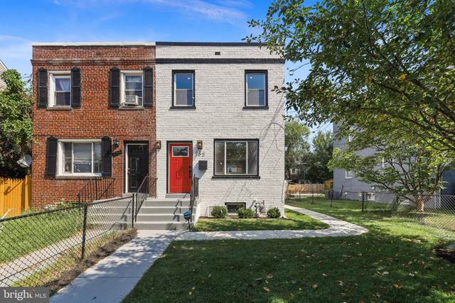 252 Oakwood Street SE, WASHINGTON, DC 20032 (#DCDC2013490) :: Great Falls Great Homes