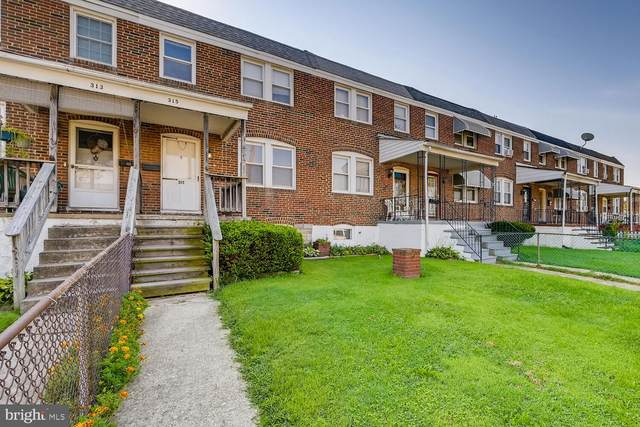 315 Old Riverside Road, BALTIMORE, MD 21225 (#MDAA2010020) :: Pearson Smith Realty