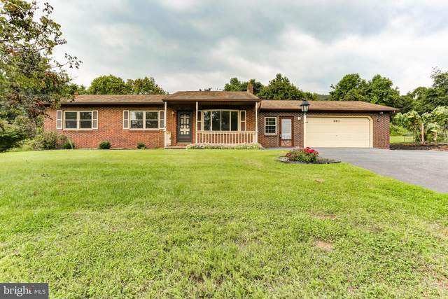 687 Pleasant View Road, LEWISBERRY, PA 17339 (#PAYK2006300) :: The Craig Hartranft Team, Berkshire Hathaway Homesale Realty