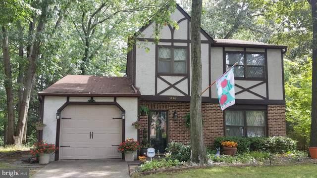 3456 Buckingham Lane, PENNSAUKEN, NJ 08109 (#NJCD2007430) :: Shamrock Realty Group, Inc