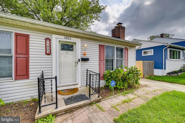 1821 Wycliffe Road, BALTIMORE, MD 21234 (#MDBC2011272) :: The Licata Group / EXP Realty