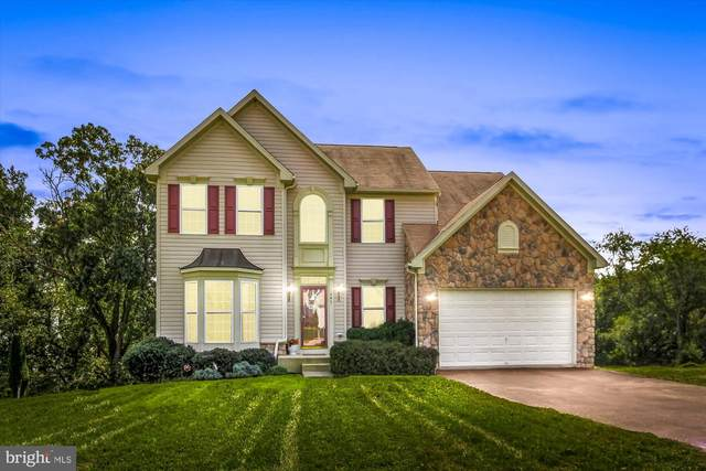 445 Lakeview Drive, SPRING GROVE, PA 17362 (#PAYK2006314) :: The Jim Powers Team