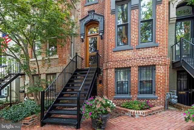 1446 Swann Street NW, WASHINGTON, DC 20009 (#DCDC2013568) :: Crossman & Co. Real Estate