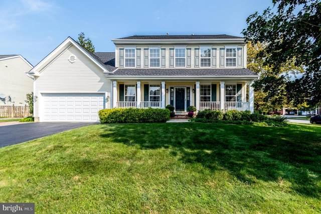 1 Daisy Court, PLAINSBORO, NJ 08536 (#NJMX2000776) :: Rowack Real Estate Team
