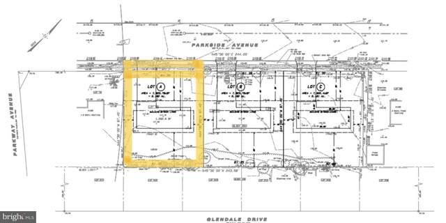1108-1110 (B294,L69) Parkside Ave, EWING, NJ 08618 (MLS #NJME2004934) :: The Dekanski Home Selling Team