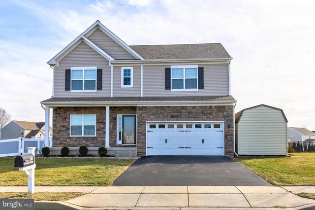 80 Windover Drive, GILBERTSVILLE, PA 19525 (#PAMC2011370) :: The Dailey Group