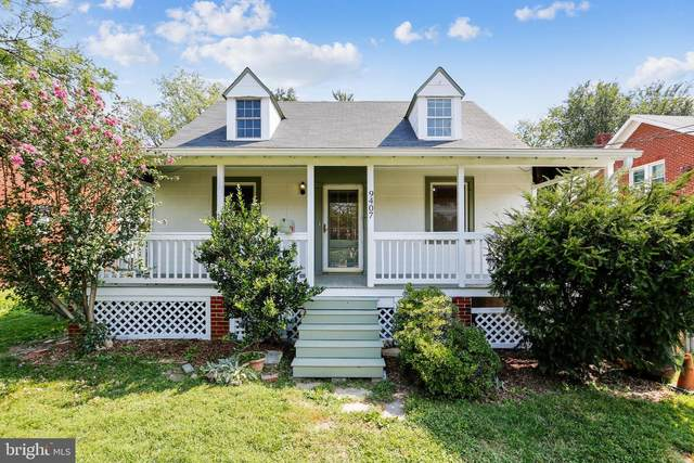9407 Colesville Road, SILVER SPRING, MD 20901 (#MDMC2016170) :: Betsher and Associates Realtors