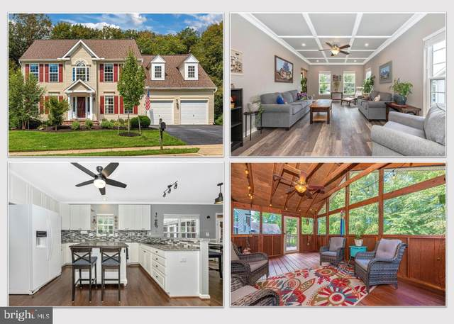 6416 Spring Forest Road, FREDERICK, MD 21701 (#MDFR2005978) :: New Home Team of Maryland