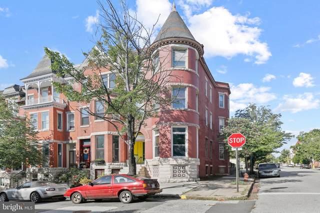 2134 Bolton Street, BALTIMORE, MD 21217 (#MDBA2012648) :: Key Home Team