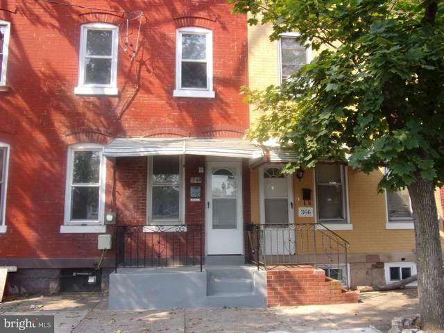 364 Morris Avenue, TRENTON, NJ 08611 (#NJME2004970) :: Realty Executives Premier