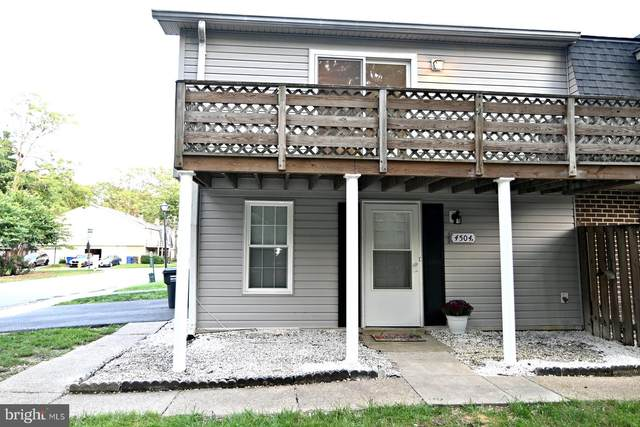 4504-C Ruston Place 41-M, WALDORF, MD 20602 (#MDCH2003776) :: The Putnam Group