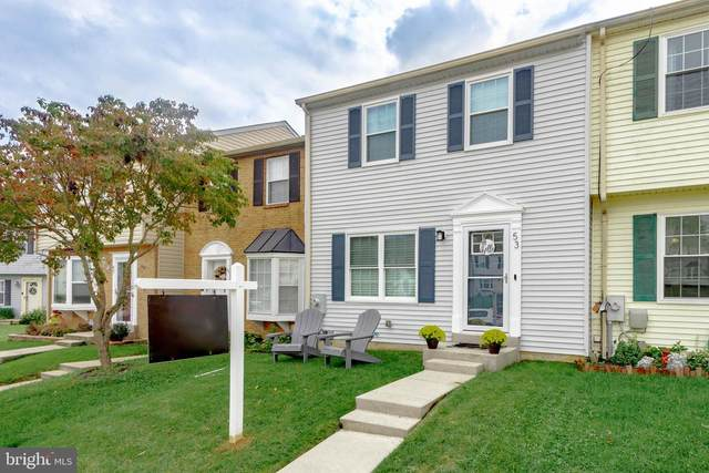 53 Chesthill Court, BALTIMORE, MD 21236 (#MDBC2011320) :: Advance Realty Bel Air, Inc