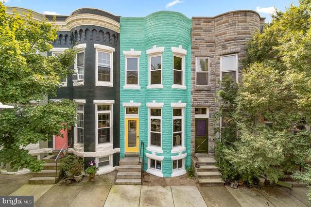 817 Powers Street, BALTIMORE, MD 21211 (#MDBA2012652) :: The Maryland Group of Long & Foster Real Estate
