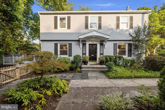 3503 Hutch Place, CHEVY CHASE, MD 20815 (#MDMC2016178) :: Dart Homes
