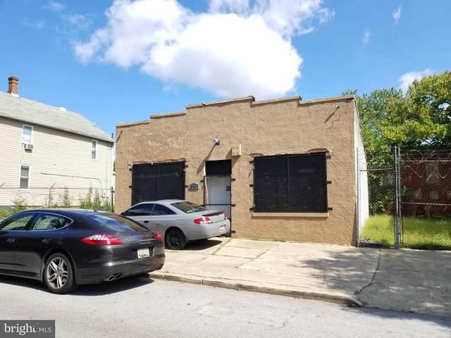 618 Gutman Avenue, BALTIMORE, MD 21218 (#MDBA2012658) :: The Vashist Group