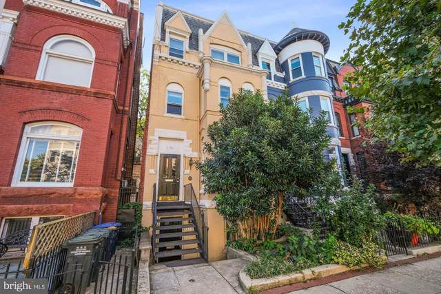 1753 18TH Street NW, WASHINGTON, DC 20009 (#DCDC2013614) :: Crossman & Co. Real Estate