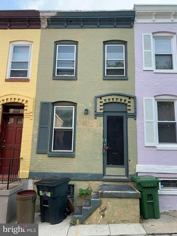 1134 Shields Place, BALTIMORE, MD 21201 (#MDBA2012662) :: Betsher and Associates Realtors