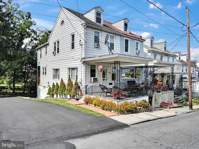 29 S 21ST Street, POTTSVILLE, PA 17901 (#PASK2001424) :: The Joy Daniels Real Estate Group