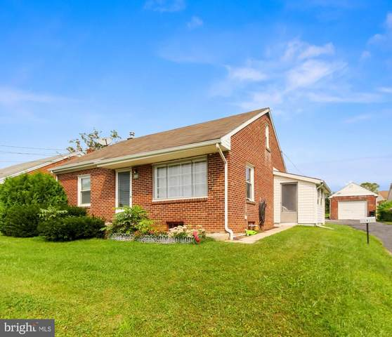 181 N Main Street, YORK, PA 17408 (#PAYK2006342) :: TeamPete Realty Services, Inc