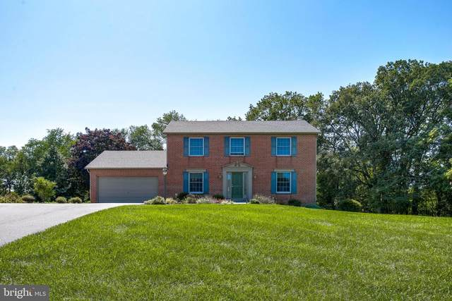 599 Elyse Court, SYKESVILLE, MD 21784 (#MDCR2002496) :: RE/MAX Advantage Realty