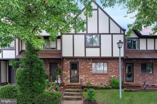 6 Coventry Square, EWING, NJ 08628 (MLS #NJME2004994) :: The Dekanski Home Selling Team