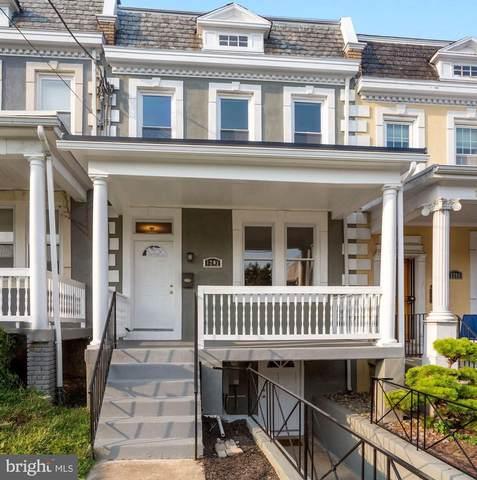 1207 Ingraham Street NW, WASHINGTON, DC 20011 (#DCDC2013646) :: Key Home Team