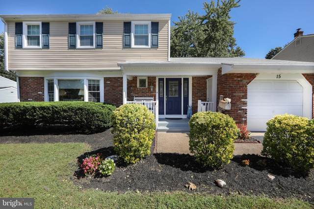 15 Strathmore Drive, CHERRY HILL, NJ 08003 (#NJCD2007490) :: Holloway Real Estate Group