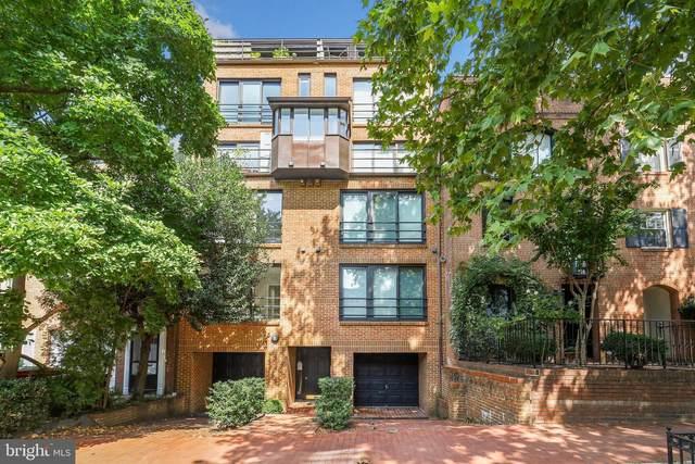 2519 I Street NW #1, WASHINGTON, DC 20037 (#DCDC2013664) :: The Matt Lenza Real Estate Team