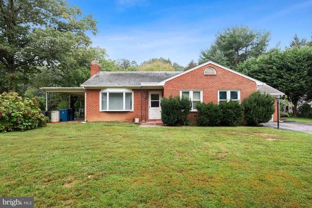 5656 Ridge Road, MOUNT AIRY, MD 21771 (#MDCR2002502) :: Dart Homes