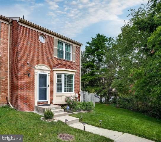 14913 Ashford Place, LAUREL, MD 20707 (#MDPG2012150) :: Shawn Little Team of Garceau Realty