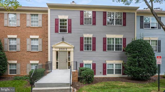 20212 Shipley Terrace 8-A-301, GERMANTOWN, MD 20874 (#MDMC2016238) :: Murray & Co. Real Estate