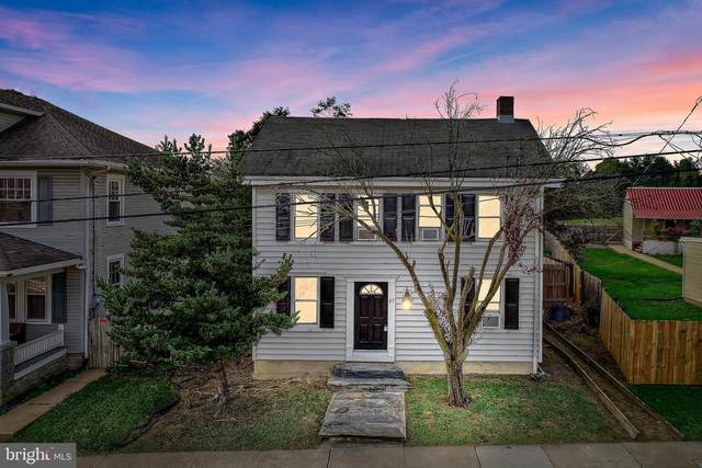 27 W Maple Street, WRIGHTSVILLE, PA 17368 (#PAYK2006352) :: Century 21 Dale Realty Co