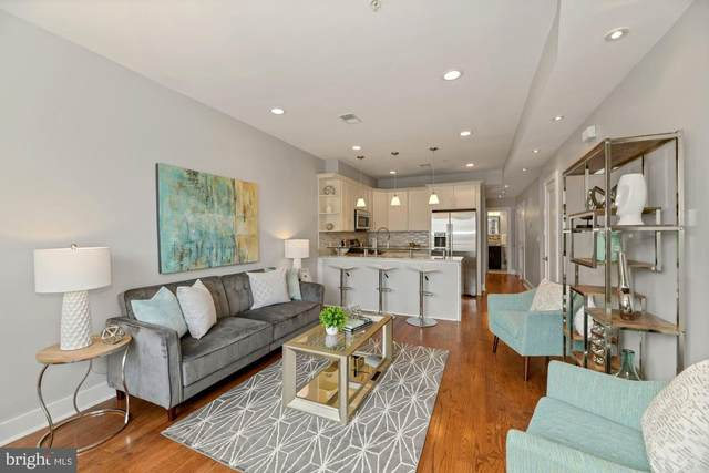 2118 4TH Street NE #2, WASHINGTON, DC 20002 (#DCDC2013716) :: The Maryland Group of Long & Foster Real Estate