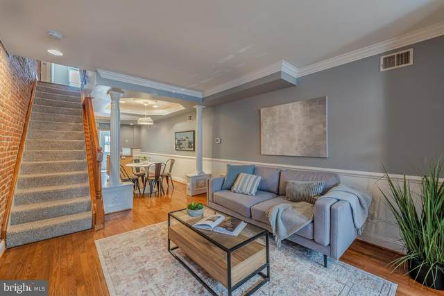 3211 Foster Avenue, BALTIMORE, MD 21224 (#MDBA2012694) :: The Dailey Group
