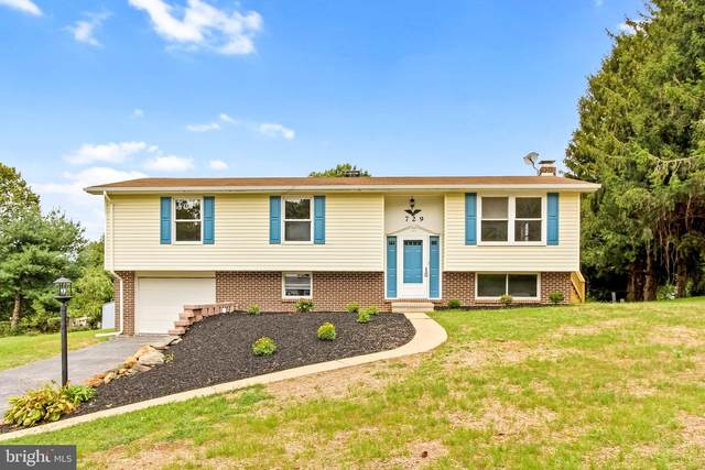 729 Franlyn Drive, DALLASTOWN, PA 17313 (#PAYK2006360) :: The Craig Hartranft Team, Berkshire Hathaway Homesale Realty