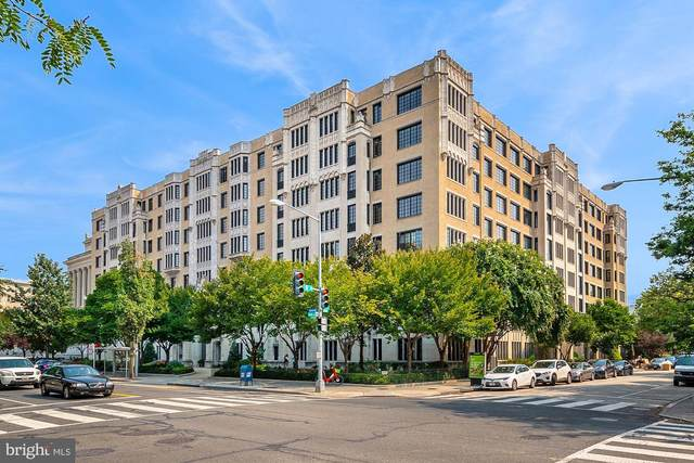 1701 16TH Street NW #109, WASHINGTON, DC 20009 (#DCDC2013730) :: Bic DeCaro & Associates
