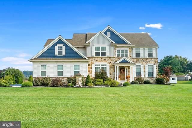 157 Oaken Way, MYERSTOWN, PA 17067 (#PALN2001662) :: Liz Hamberger Real Estate Team of KW Keystone Realty