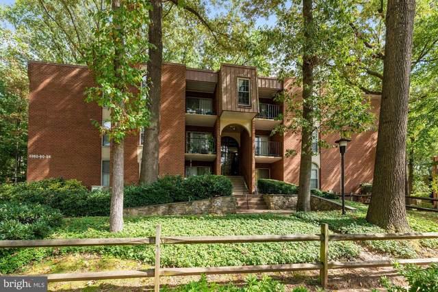 3362 Woodburn #33, ANNANDALE, VA 22003 (#VAFX2022284) :: Crews Real Estate