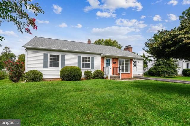 305 Belmont Drive SW, LEESBURG, VA 20175 (#VALO2008604) :: Colgan Real Estate