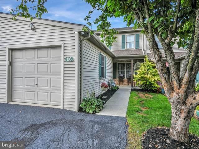 105 Oak Crossing, DALLASTOWN, PA 17313 (#PAYK2006364) :: The Joy Daniels Real Estate Group
